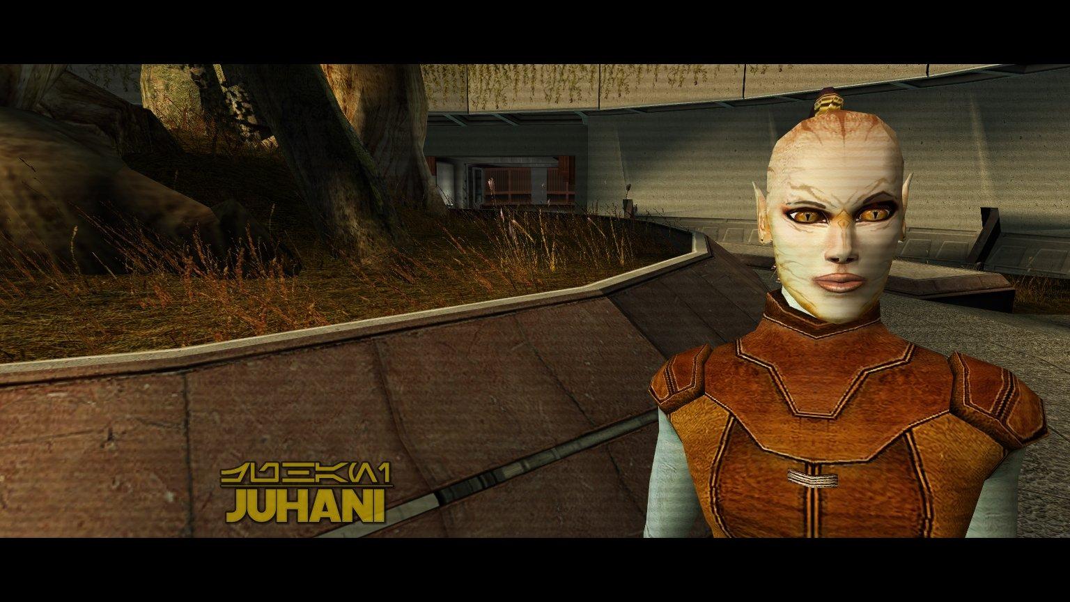 The Companions: Juhani