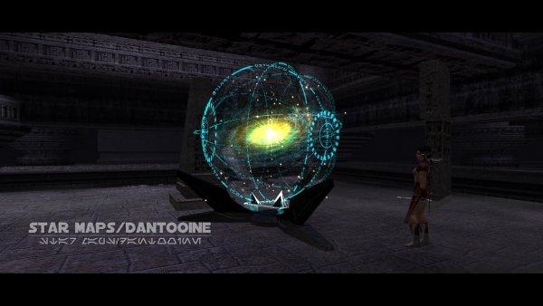 Star Maps: Dantooine