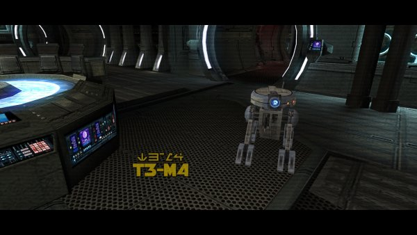 The Companions: T3-M4