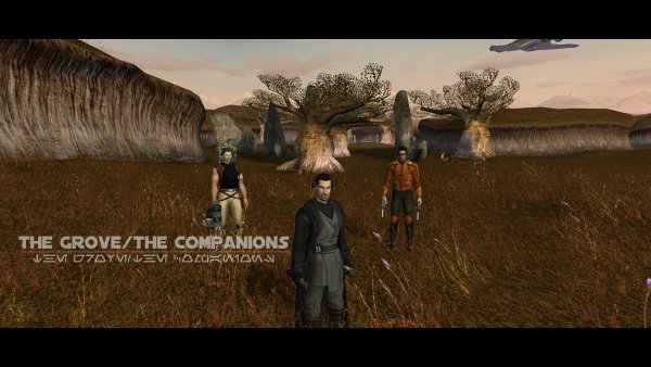 The Grove: The Companions