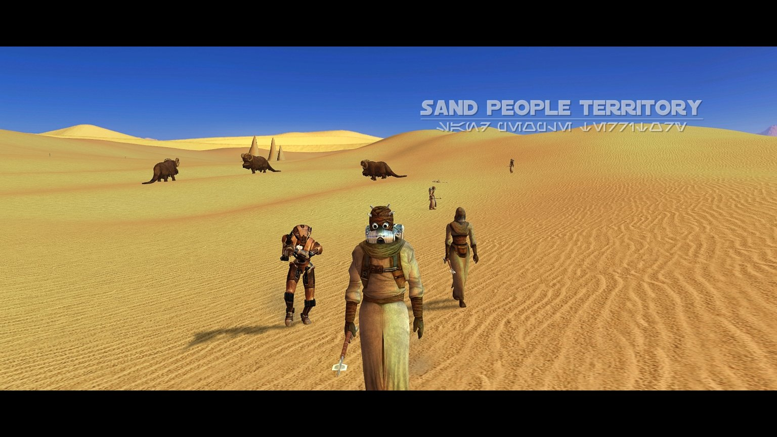 Sand People Territory: The Companions