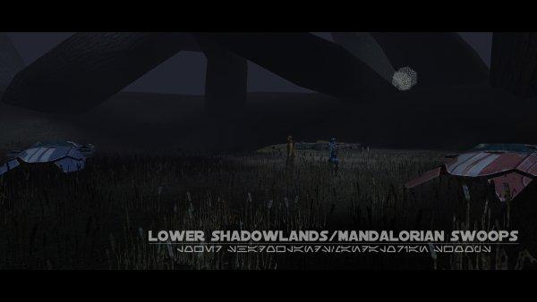 Mandalorian Swoops