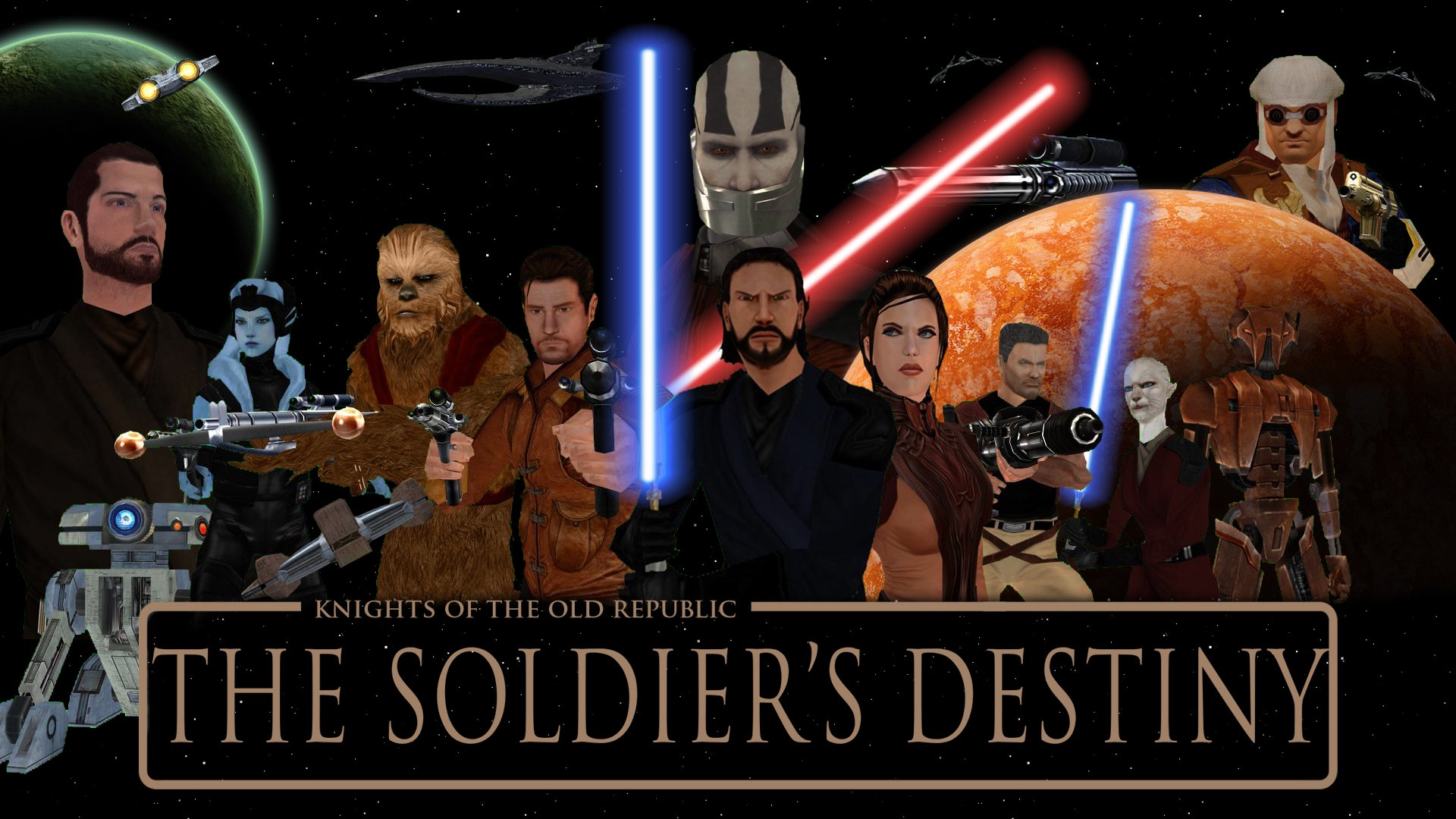 Entry #14 - The Soldier's Destiny: Now Available