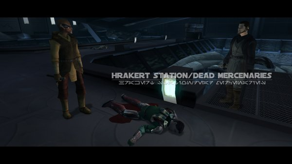 Hrakert Station: Dead Mercenaries