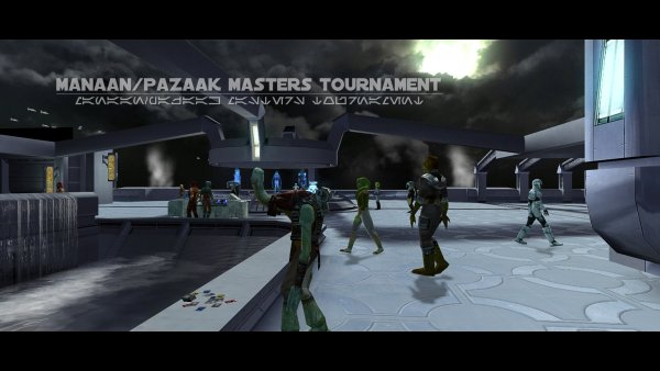 Manaan: Pazaak Masters Tournament