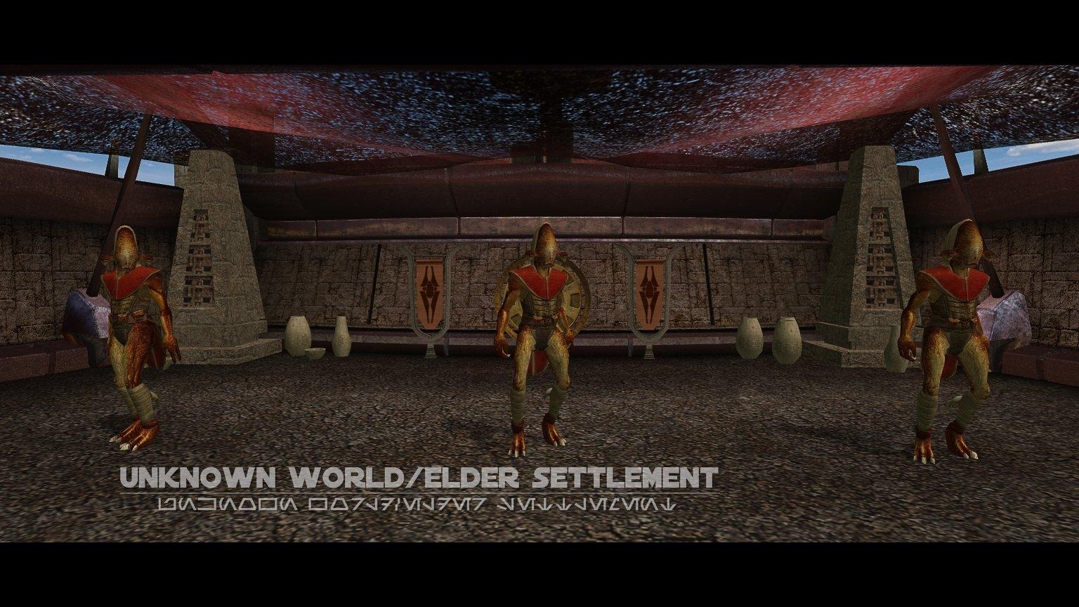 Elder Settlement: The Councillor