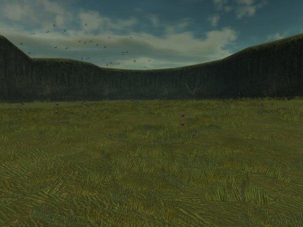 Telos Grass Terrain Retexture 1