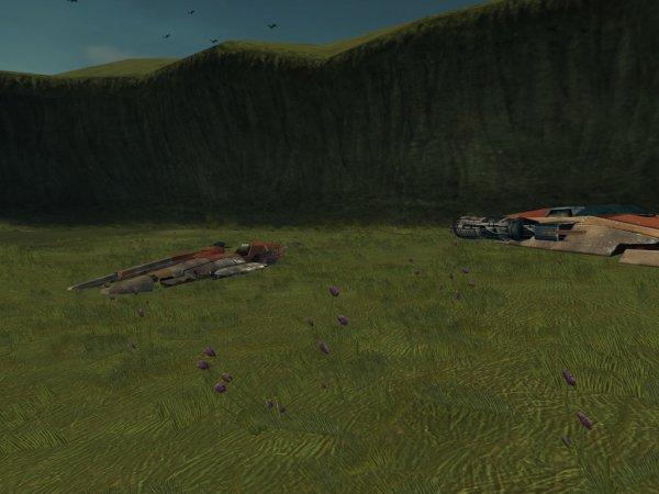 Telos Grass Terrain Retexture Pic 4