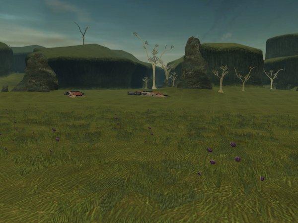 Telos Grass Terrain Retexture Pic 8