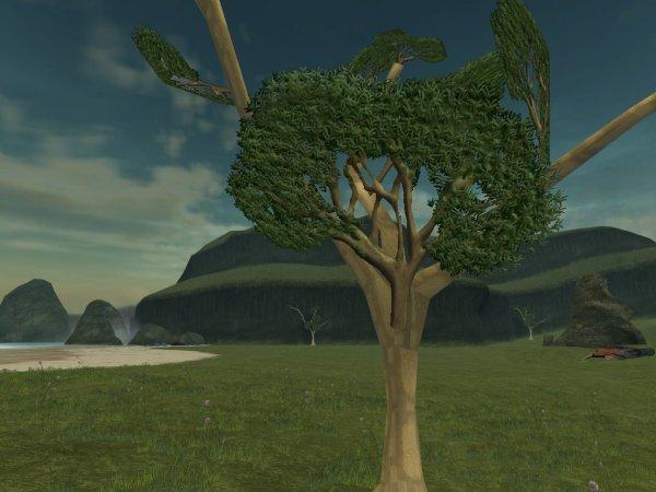 Telos Foliage Retexture V3