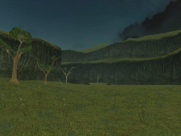 Telos Foliage Retexture V4 - Cliff Test 1