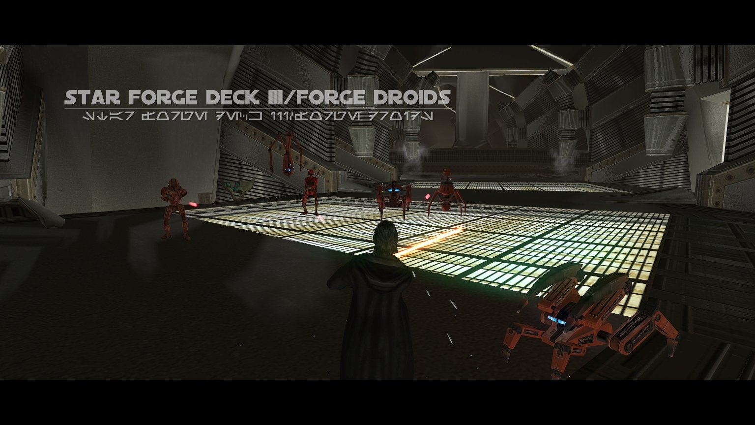 Star Forge Deck III: Forge Droids