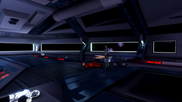 """""""Carth! What Are You Going to do to me?!"""""""