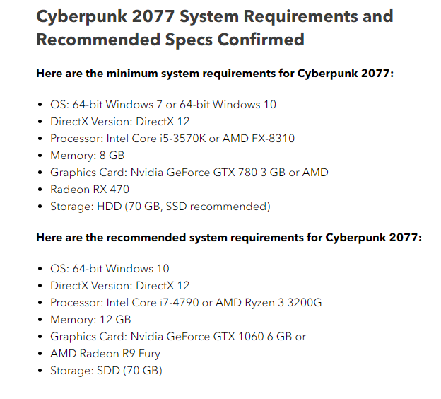 2020-09-18 18_12_38-Cyberpunk 2077_ System Requirements, Recommended Specs And PC Setup confirmed.png