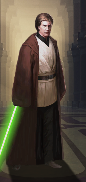 New Jedi Order Master